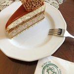milotai mezes diotorata (chestnut cake)