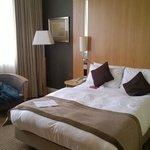 """Duży pokój dwuosobowy. Zestaw aromaterapeutyczny """"for a better night's sleep"""""""
