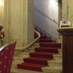 stairs, original build