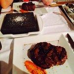 Big steaks