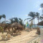 The view for breakfast at the Gran Bahia Principe Esmeralda