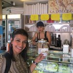 the place for gelato lovers