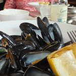 Cornish Mussels - Starter
