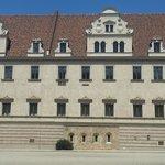 Внутренний двор дворца