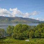 View of Loch Morar
