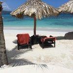 Wild Orchid Preferred Beach area. Beautiful,