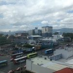 from 6th floor of Crowne Plaza