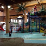 'Boji Splash Indoor Waterpark Okoboji