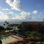Suite w/ partial ocean view