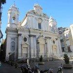 une des nombreuses églises