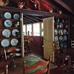 Interior, Deetjen's Big Sur Inn Restaurant