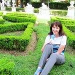 Сад за галереей Боргезе