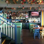 Upstairs at Breezes
