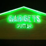 Sports bar and grill.