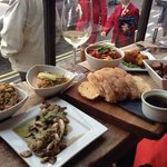 Tapas at Ambiente, York