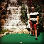 Lovely scenary at golf fantasia