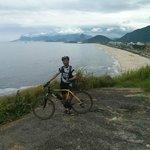 Visual da praia de Camboinhas