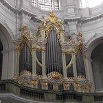 The Silbermann pipe organ