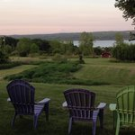 View of Seneca Lake from The Savannah House