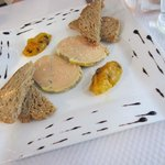 Foie Gras with Mango Chutney