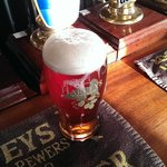 Real ales are on tap at The Guildhall