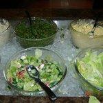 Nice way to keep salad cold