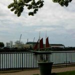Red Sails Sailboat