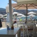 great beachfront restaurant