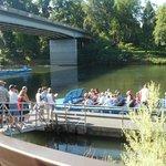 Hellgate Boat Ride