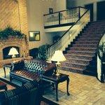 Day's Inn lobby