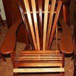 """Deck Chair """"mixed Lumber"""""""