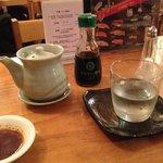 foto da mesa