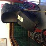 Invalid chair that's horse drawn