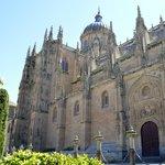 Fachada Catedral Vieja.