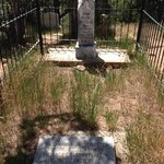 memorial to Doc Holliday