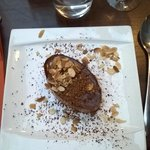 Patate douce au chocolat