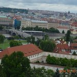 プラハ城下3