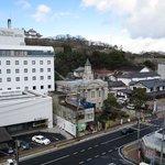 Tsuyama Central Hotel Townhouse Foto