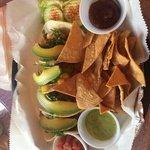 Al pastor tacos.