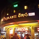 Primanti Brothers Grill by night