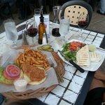 Panini et sandwich
