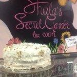 Bild från Sheila's Secret Garden Tea Room