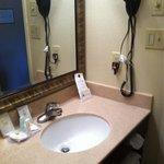 New bathroom vanity