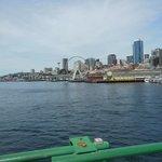 Seattle to Bainbridge Ferry