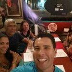 Polo Garcia Crust Pizza Destin Florida with the family