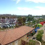 Panoramic view from room 3038