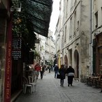 The Jewish Quarter in La Marais