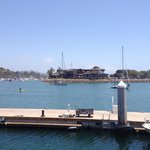 "Dana Point Marina . Restaurant "" Wind & Sea """