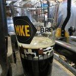 Milwaukee Brewing Co. glass