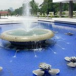 Fountain at National Monument